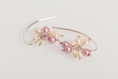 Poze Cercei perle jucause