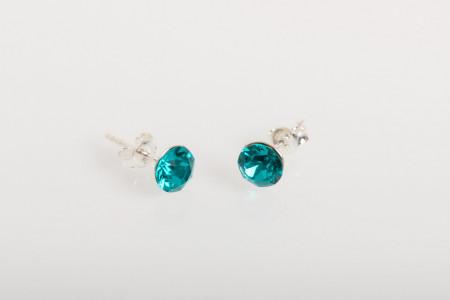 Poze Cercei Turquoise