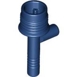 Dark Blue Minifigure, Utensil Space Gun / Torch