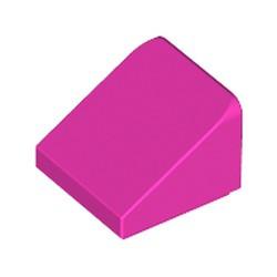 Dark Pink Slope 30 1 x 1 x 2/3 - new