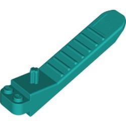 Dark Turquoise Human Tool Brick and Axle Separator