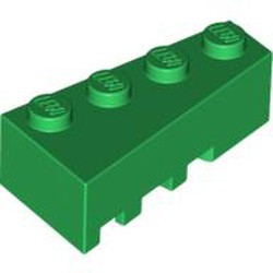 Green Wedge 4 x 2 Right - new