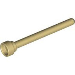 Tan Antenna 1 x 4 - Round Top - used