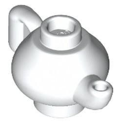 White Minifigure, Utensil Teapot