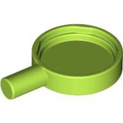Lime Minifigure, Utensil Frying Pan
