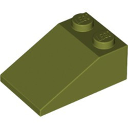 Olive Green Slope 33 3 x 2 - new