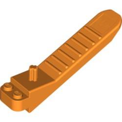 Orange Human Tool Brick and Axle Separator