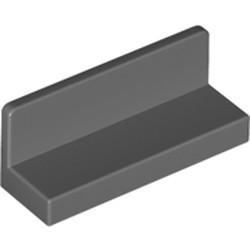 Dark Bluish Gray Panel 1 x 3 x 1 - new