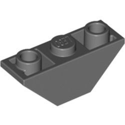 Dark Bluish Gray Slope, Inverted 45 3 x 1 Double - new