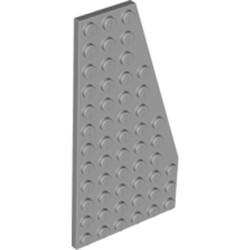 Light Bluish Gray Wedge, Plate 12 x 6 Right - used