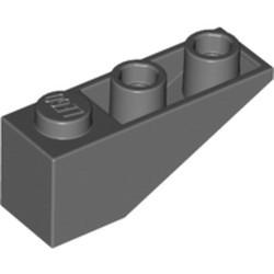 Dark Bluish Gray Slope, Inverted 33 3 x 1 - used