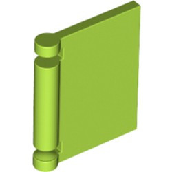 Lime Minifigure, Utensil Book Cover