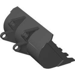 Black Technic, Digger Bucket 8 x 10 - used