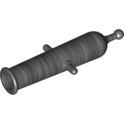 Pearl Dark Gray Projectile Launcher, Cannon Shooting