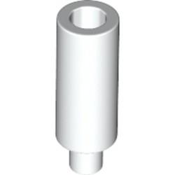 White Minifigure, Utensil Candle