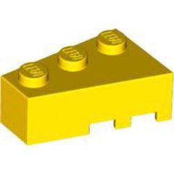 Yellow Wedge 3 x 2 Left - used