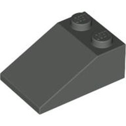Dark Gray Slope 33 3 x 2 - used