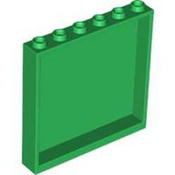 Green Panel 1 x 6 x 5 - used