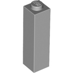Light Bluish Gray Brick 1 x 1 x 3 - new