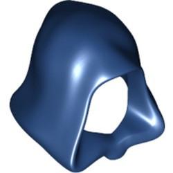 Dark Blue Minifigure, Headgear Hood