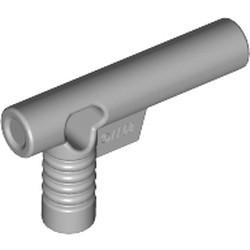 Light Bluish Gray Minifigure, Utensil Hose Nozzle Elaborate - used