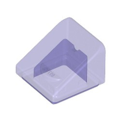 Trans-Purple Slope 30 1 x 1 x 2/3 - new
