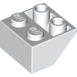 White Slope, Inverted 45 2 x 2 - used