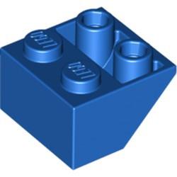 Blue Slope, Inverted 45 2 x 2 - new