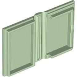 Light Green Minifigure, Utensil Book 2 x 3