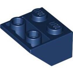 Dark Blue Slope, Inverted 45 2 x 2 - new