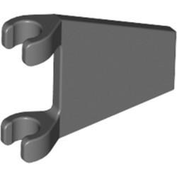 Dark Bluish Gray Flag 2 x 2 Trapezoid - new