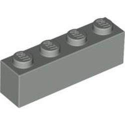 Light Gray Brick 1 x 4 - used