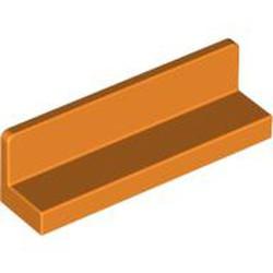 Orange Panel 1 x 4 x 1 - new