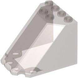 Trans-Black Windscreen 5 x 4 x 3 - used