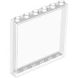 Trans-Clear Panel 1 x 6 x 5 - new