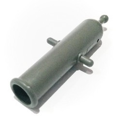 Dark Gray Projectile Launcher, Cannon Shooting - used