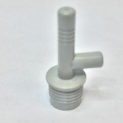 Light Gray Minifigure, Utensil Space Gun / Torch