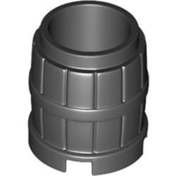 Black Container, Barrel 2 x 2 x 2 - new