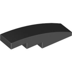 Black Slope, Curved 4 x 1