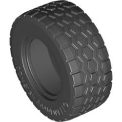 Black Tire 49.5 x 20 - new