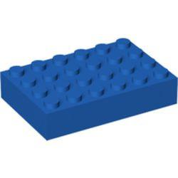 Blue Brick 4 x 6