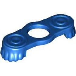 Blue Minifigure, Epaulette - used