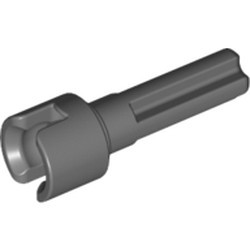 Dark Bluish Gray Technic, Steering CV Joint Axle - new