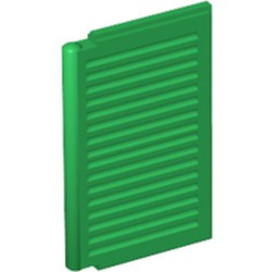 Green Shutter for Window 1 x 2 x 3 - used