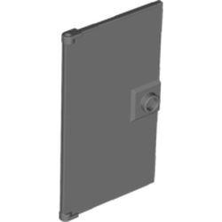 Light Bluish Gray Door 1 x 4 x 6 with Stud Handle