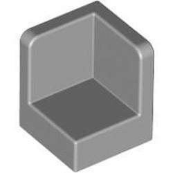 Light Bluish Gray Panel 1 x 1 x 1 Corner