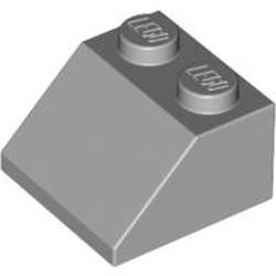 Light Bluish Gray Slope 45 2 x 2 - new