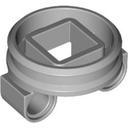 Light Bluish Gray Technic Turntable Small Bottom