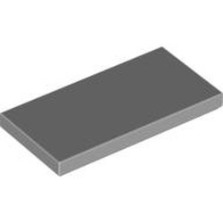 Light Bluish Gray Tile 2 x 4