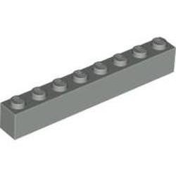 Light Gray Brick 1 x 8